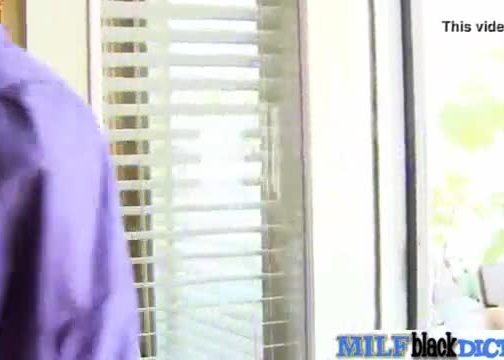 Sex action with big black cock in wild milf (kaylee brookshire) mov-17